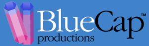 Bluecap Productions Logo