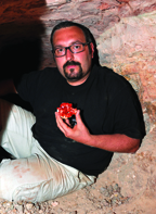 Learn about fine minerals from Tomasz Praszkier at the Dallas Mineral Collecting Symposium