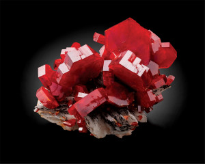 Mibladen, Morocco has produced some of the most brilliant vanadinite specimens ever seen. Learn about vanadinites from Morocco from Tomasz Praszkier at the Dallas Mineral Collecting Symposium.