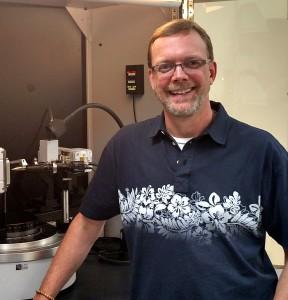 Dr. John Rakovan; Crystallography expert