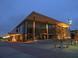 The Eisemann Center for Performing Arts. Bryan Swoboda Photo