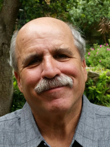 Headshot of mineral expert Paul Geffner